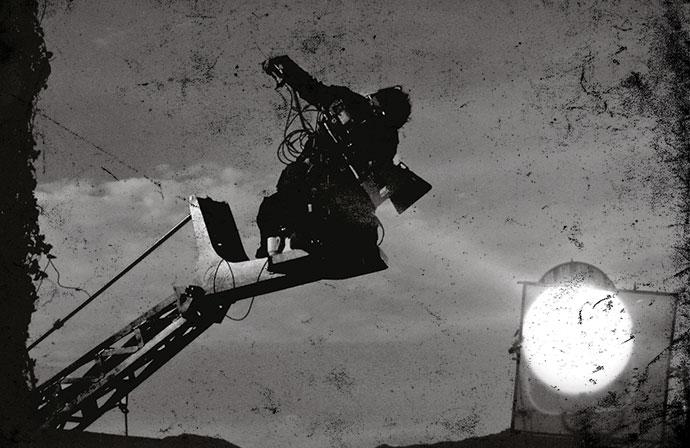 Nautilus film crew