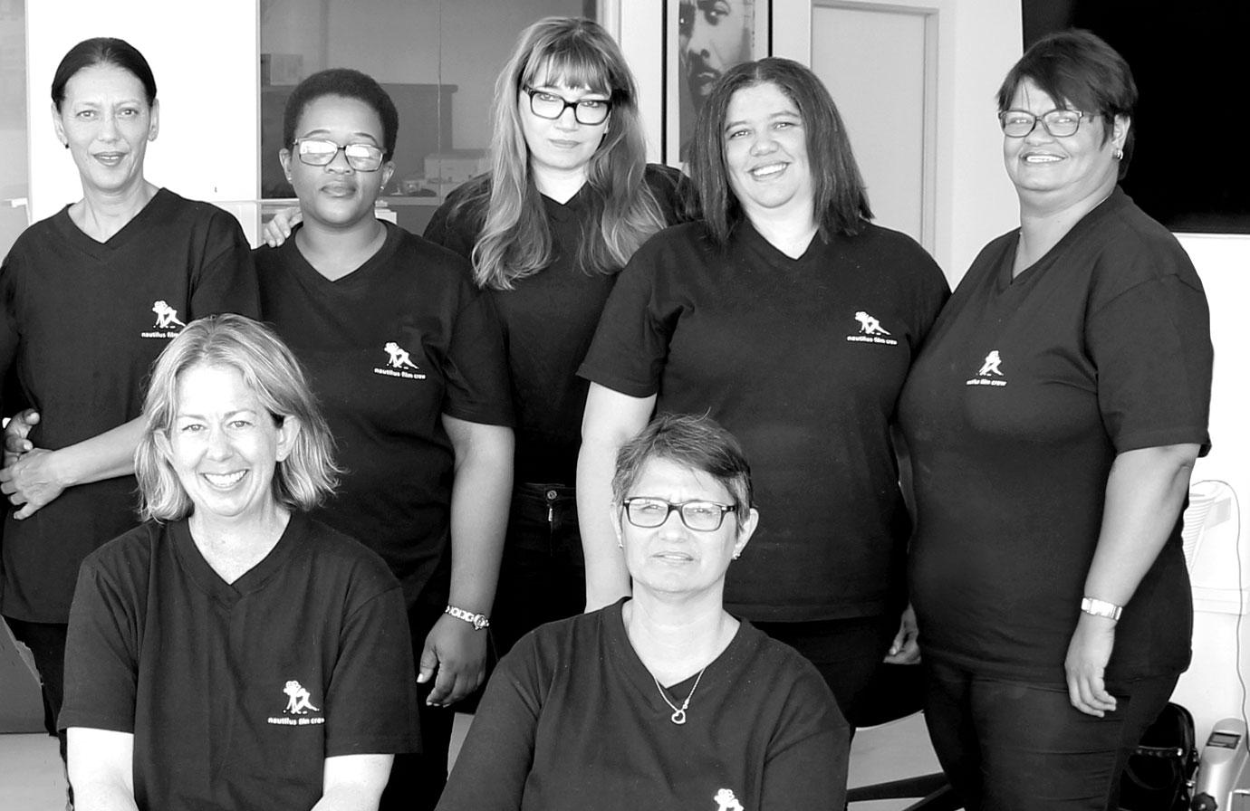 Team Nautilus - crew agents and accounts team